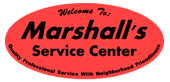 Marshall's Service Center's Logo